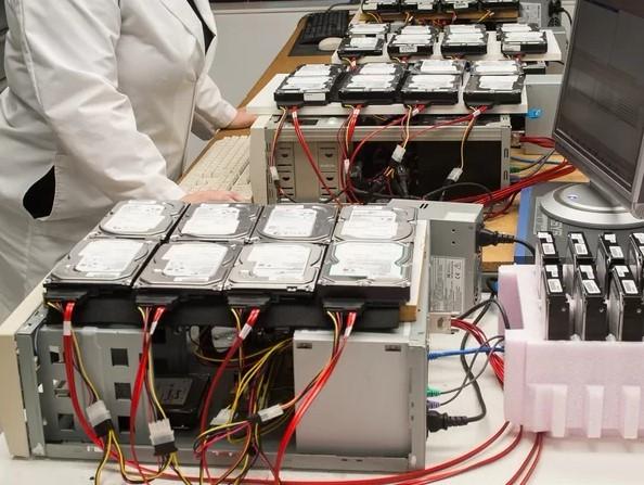 硬盘开盘数据恢复到底多少成本? 开盘数据恢复价格